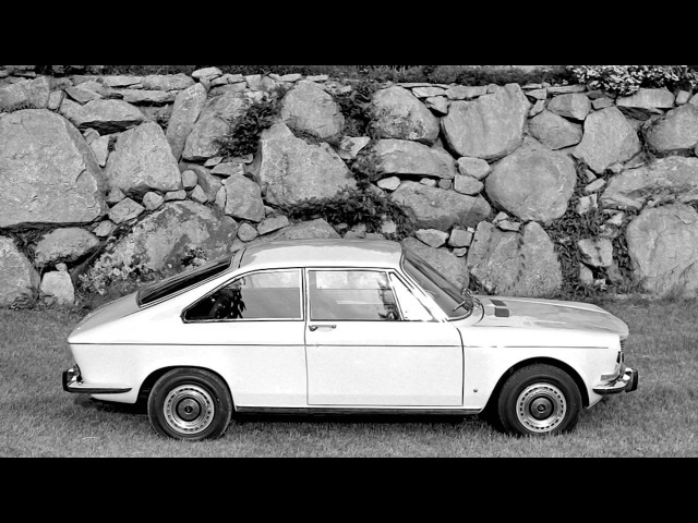 Simca 1501 Coach Special Concept by Heuliez '1968