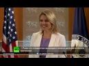 В Госдепе назвали «осмотром» обыски в российских дипмиссиях