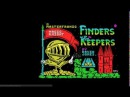 Finders Keeper Sinclair ZX Spectrum emulador Qaop JS