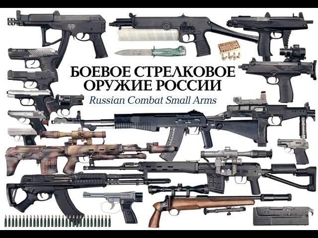 Новое боевое стрелковое оружие России