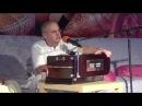 ЕС Прабхавишну Свами - Вечерний киртан на открытии фестиваля Гауранга 2013 (28.07.2013)