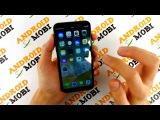 iPhone X   лучшая копия Айфон 10 с Face ID, краткий обзор, распаковка