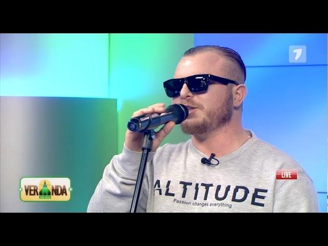 Kapushon feat. Smally - Home (LIVE Jurnal TV 2018)