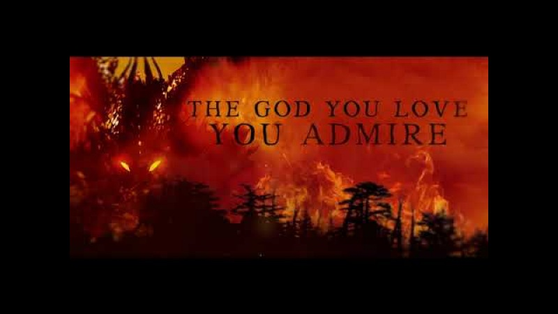 Rotting Christ - Fire and Flame (Official Lyric Video for Metal Chapters Book/CD)