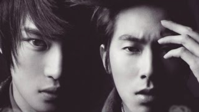 [FANMADE] YunJae Go Sung Hee ( 정윤호 ♥ 김재중 ) dont look at me like that. Ver