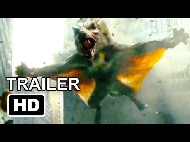 RAMPAGE Official Trailer 2 [HD] Jeffrey Dean Morgan, Dwayne Johnson, Malin Akerman