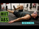 HIIT Abs Circuit for BEGINNERS | HIIT Workout #1 | Men AND Women!