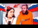 PEWDIEPIE RUSSIAN MOMENTS COMPILATION DO U KNOW DE WAY VRCHAT YOU LAUGHT YOU LOSE PART 2