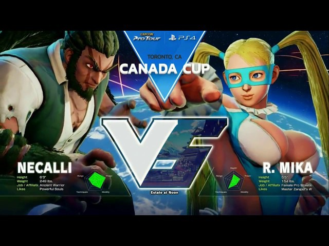 BBR Canada Cup 2017 - ZOWIE GAMERBEE vs GRPT FUUDO