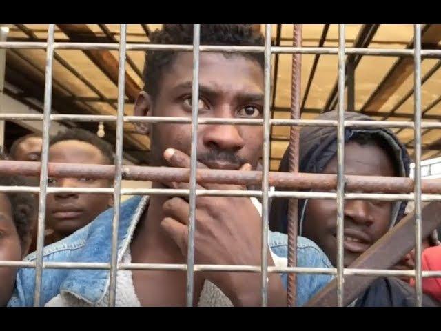 Black migrants being sold as slaves in Libya?