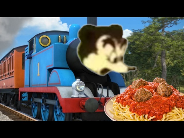Somebody touched the tank engine