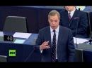 Farage: Wie viele Abgeordnete hier im EU-Parlament haben Geld von George Soros erhalten?