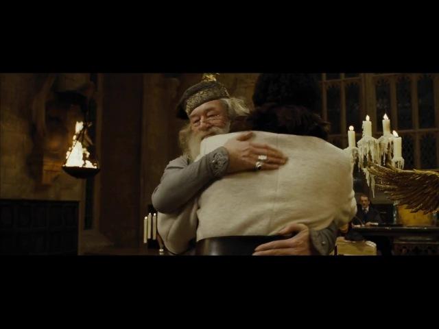Гарри Поттер и Кубок огня.Прибытие и представление гостей Хогвартса.Дамблдор о легендарном турнире