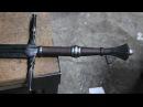 Ковка настоящего меча из Ведьмак 3 The Witcher 3