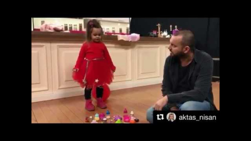 Işte nısan aktaşin ( çakıl bebegin ) yeni videoları 2018