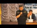 Пьяный Порошенко выступил в Мариуполе Чем то похож на Ельцина