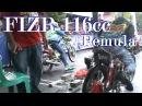 Woww !! GEMPURAN FIZR Drag Bike PEMULA JAHAT DI TREK BASAH BIKIN MERINDING - DRAG BIKE INDONESIA