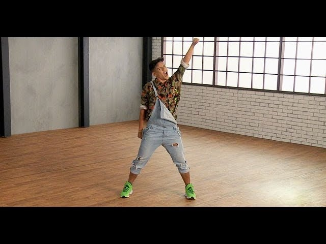 Learn This Soca Kuduro Choreography - Bouje by J Perry Ft. Admiral T