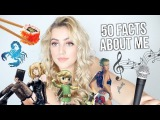 50 FACTS ABOUT ME LYCIA FAITH