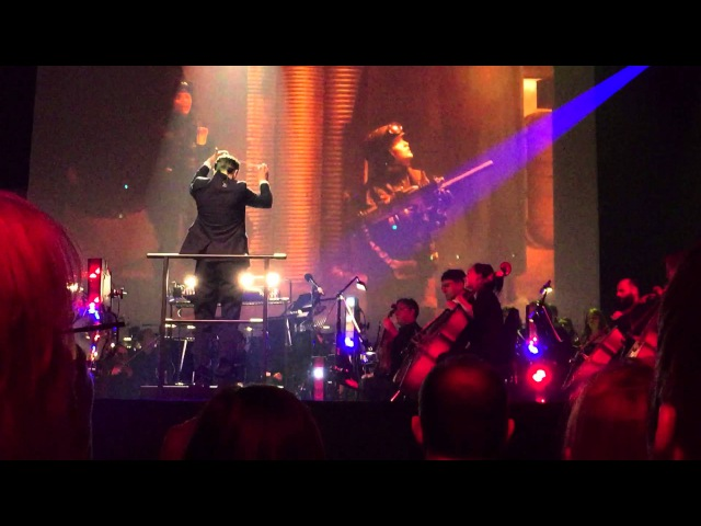 To Darkness (1) - Doctor Who Symphonic Spectacular 2015 Cardiff