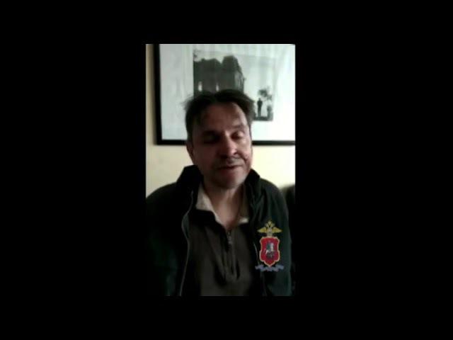 Борис Гриц, задержание нападавшего на Татьяну Фельгенгауэр