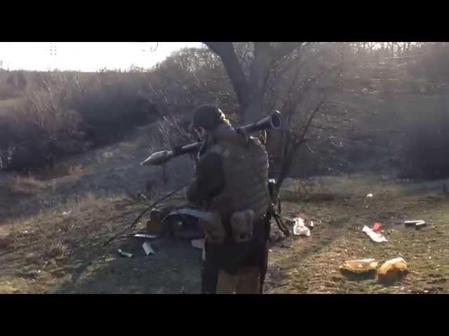 ДНР глушит рыбу/Dnr fishing