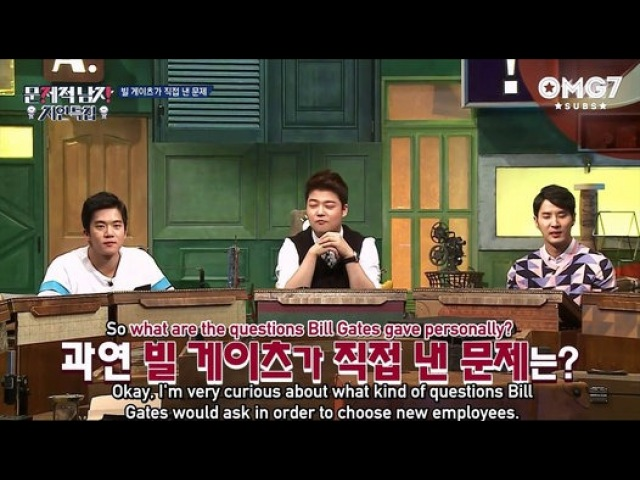 [ENG SUB] 150423 Problematic Men Ep 09 - Jackson (Part 2/2) - Video Dailymotion