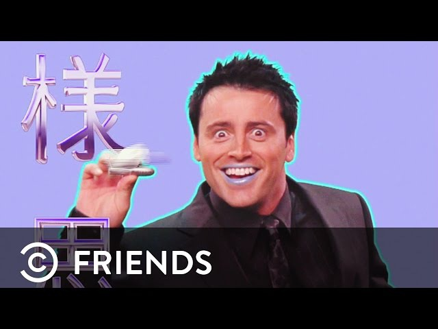 Joey's Advert | Friends