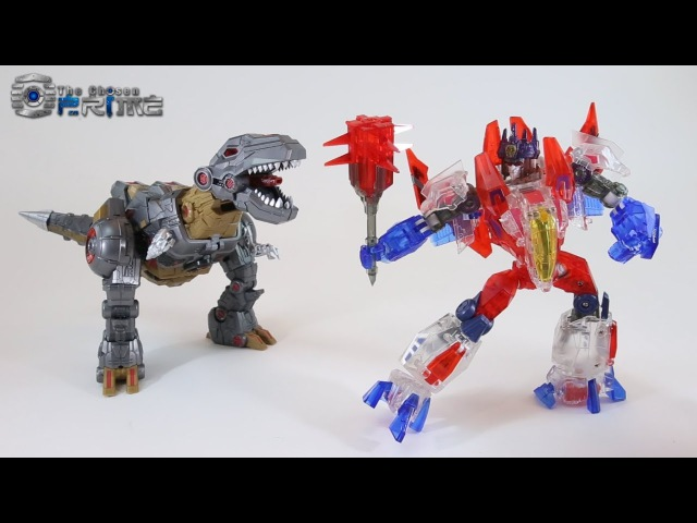 Planet X Somnus - Fall of Cybertron Ghost Starcream (TFCon USA Exclusive) - Review
