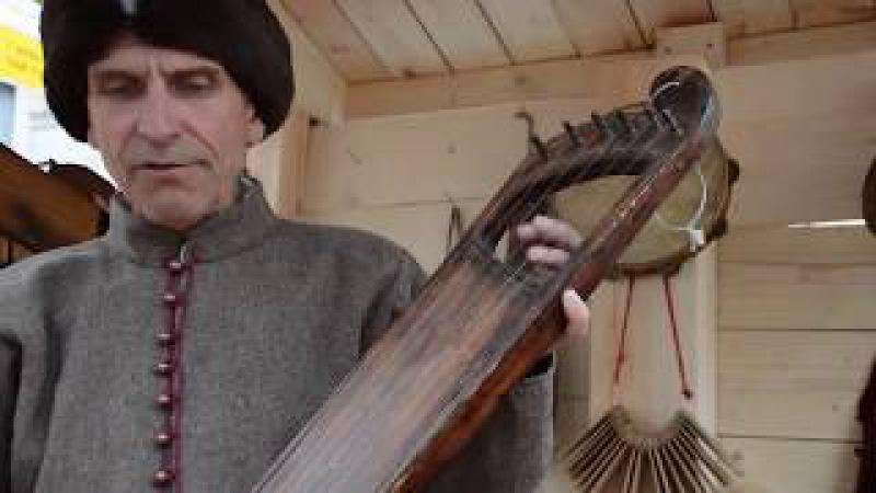Как звучат старинные музыкальные инструменты. Фестиваль Времена и эпохи 2017