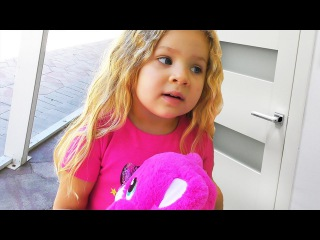 VLOG Room tour 2018 New house Roma and Diana in America, Miami. Kids Video