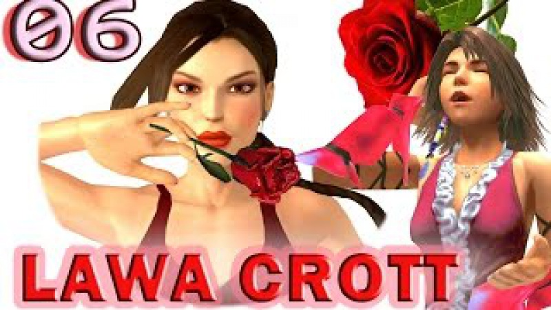 LAWA CROTT: Valentine's Day [Eng Sub] (XNA Lara Animation)