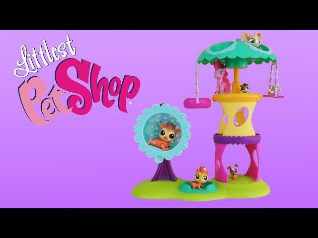 Littlest Pet Shop Парк развлечений с Расселом Фергинсоном КОНКУСРС