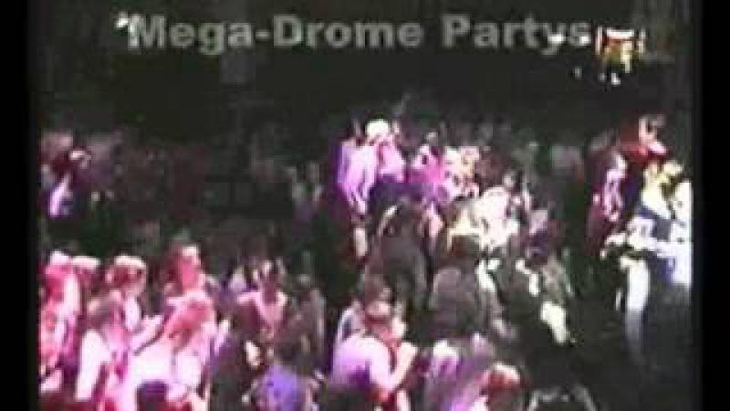 Mega-Drome in den 90er