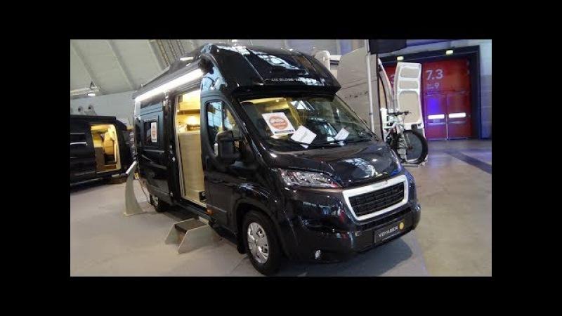 2018 Voyager Z Peugeot - Exterior and Interior - Caravan Show CMT Stuttgart 2018