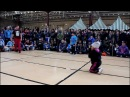 South West Got Rhythm 2012 Quarter Final B Girl Terra vs bboy Smooth and Grouch