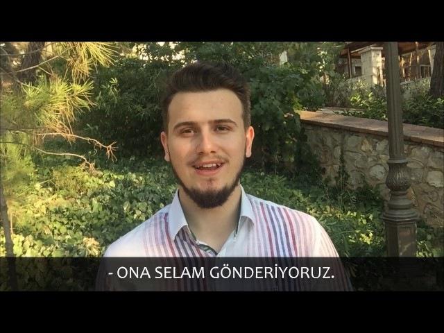 Osman Bostancı Kıyamet Günü İnsanların Arayışı Arapça Anlatım