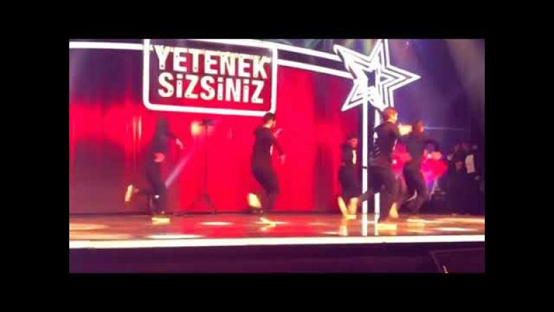 Ramil Qasanov YETENEK SİZSİNİZ TURKİYE 2018 Gasanov Dance Group Meshq Zamani 2018
