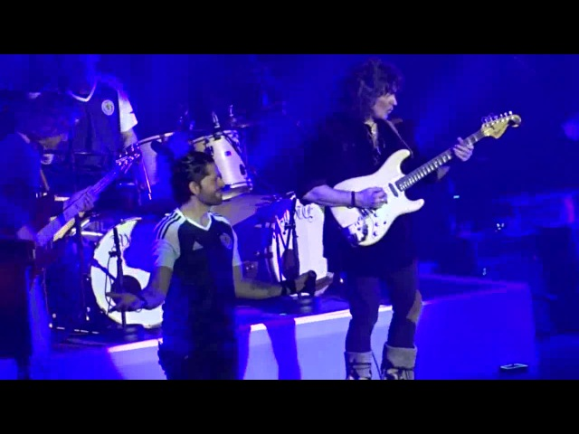 Rainbow Temple Of The King Smoke On The Water SSE Hydro 25 06 2017