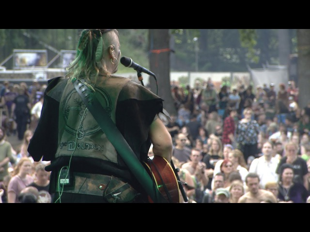 The Dolmen - Black Cloud @ Castlefest 2017