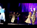 Мюзикл Disney Аладдин в Петербурге фрагмент 2