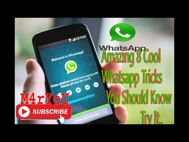 Whatsapp Tricks You Should Know (2017)