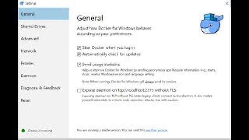 IPGRAY Docker How to install posh docker in Docker Container in windows