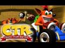 Crash Team Racing - Part 0 - СУМАСШЕДШИЕ ГОНКИ JMP