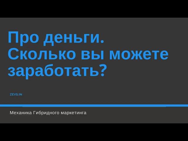 Zevs.in - маркетинг компании ЗЕВС.
