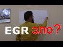 4 плюса и 1 минус отключения клапана EGR НЕ убить свой мотор