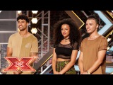 The Cutkelvins are Runnin through to Boot Camp  Auditions Week 2  The X Factor 2017