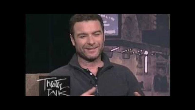 LIEV SCHREIBER on Dogs and Actors