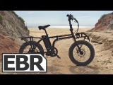 Rad Power Bikes RadMini Video Review - Compact Folding Fat Tire Electric Bike