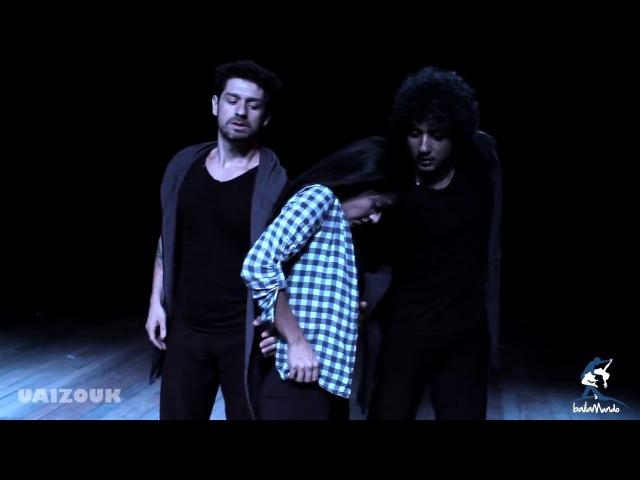 Baila Mundo - Anderson Mendes, Brenda Carvalho, Xandy Liberato (UAIZOUK 2016)